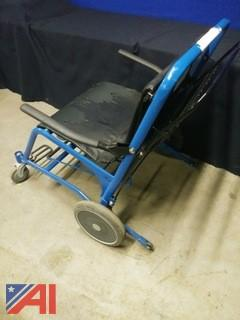 Staxi Medical Transport Chair Cart