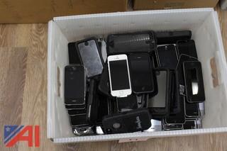 Apple iPhone 4s and 5s Cell Phones