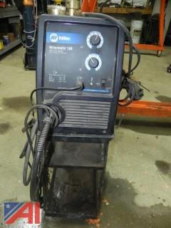 Miller Millermatic 180 230v Wire Welder