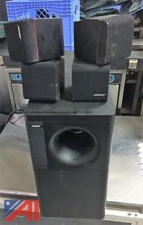 Set of BOSE Speakers