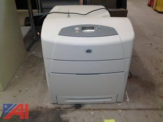 HP Color Laser Jet Copier