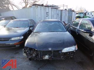 1995 Honda Accord Sedan