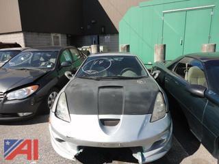 2000 Toyota Celica Coupe