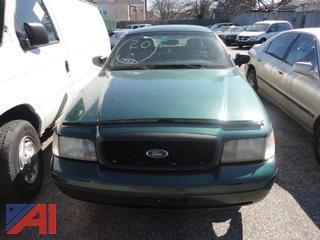 2005 Ford Crown Victoria Sedan