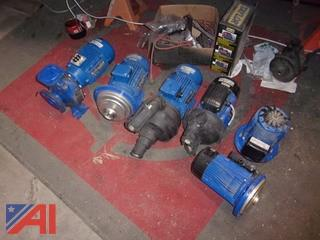 Commercial Lowara HVAC Pumps and Motors