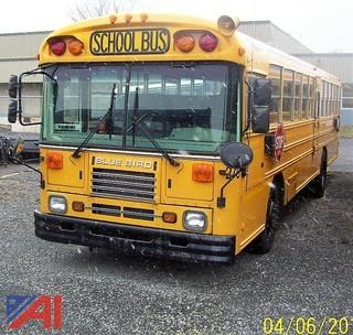 2003 Blue Bird TC-2000 School Bus