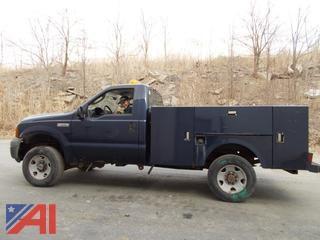 2006 Ford F250 Utility