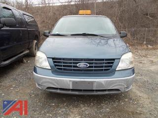 **Lot Updated** 2006 Ford Freestar Mini Van
