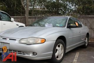 2000 Chevrolet Monte Carlo Sedan
