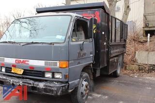 1987 GMC WS4042 Utility Truck