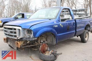 1999 Ford F250 Super Duty Pickup