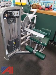 Life Fitness Seated Abdominal Crunch Machine (#15)