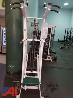 Atlantis Assisted Pull-Up/Dip Machine (#19)