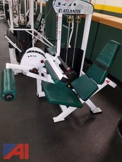Atlantis Seated Leg Curl Machine (#23)