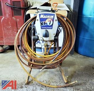 Graco/Magnum XR7 Airless Paint Spraying System