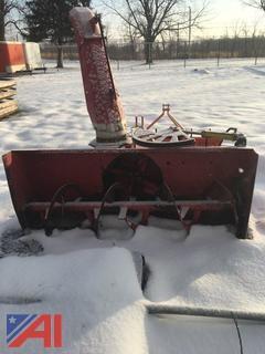 """88"""" Wide Snow Blower"""