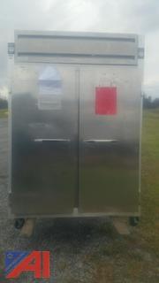 Randell Dual Cooler/Freezer Unit