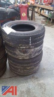 Set of (4) Pirelli Scorpion Tires