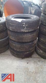 Set of (4) Goodyear Wrangler SR-A Tires