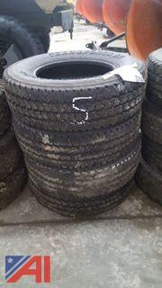 Set of (4) Firestone Transforce AT Tires