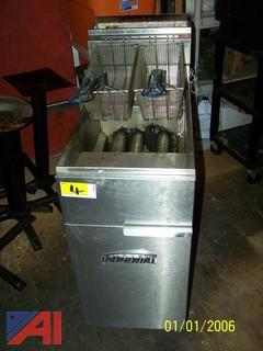 Imperial Gas Fryer