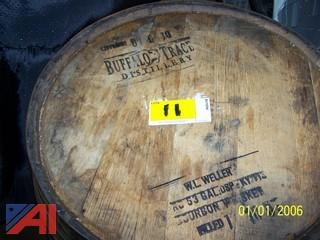 Buffalo Trace Distillery Barrel