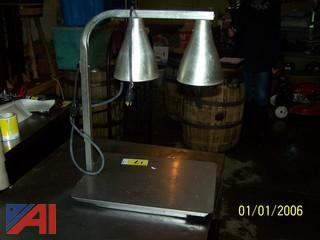 Eagle Heat Lamp