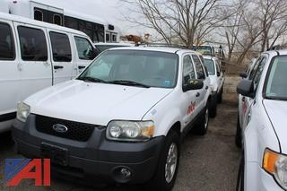 2005 Ford Escape SUV