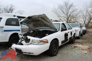 2009 Ford Crown Victoria 4 Door/Police Interceptor