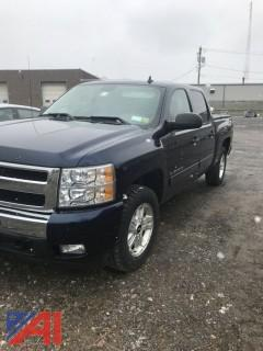 **Reserve has been removed** 2011 Chevrolet Silverado 1500 LT Crew Cab Pickup
