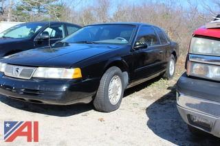 1994 Mercury Cougar Sedan