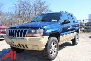 2000 Jeep Grand Cherokee SUV