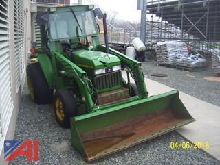 1995 John Deere 1070 Tractor