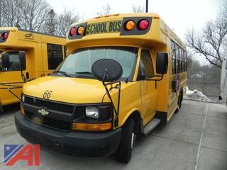2010 Chevrolet Express 3500 School Bus