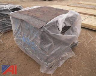 (2) Pallets of Architectural Shingles