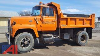 **Lot Updated** 1979 Ford 8000 Dump Truck