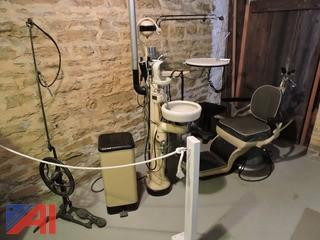 Ritter Dental Office Equipment from 1955