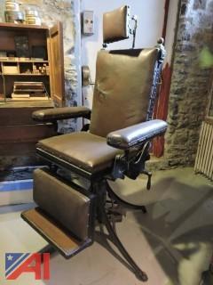 Wooden Dental Chair