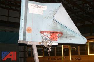 Wacky Basketball Hoops