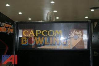 Arcade Game - Cap Com Bowling
