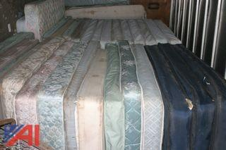 Lot of Mattresses and Some Box Springs