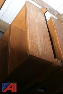 Wooden Book Shelf Units