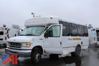 1997 Ford Para Transit Wheel Chair Bus