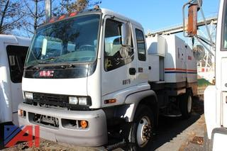 2008 GMC F7B042 Sweeper