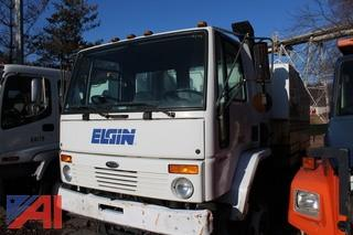 2002 Sterling SC8000 Sweeper