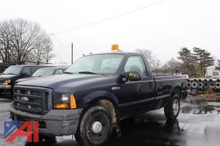2007 Ford F250 Super Duty Pickup Truck