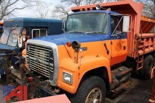 1994 Ford L8000 Dump Truck