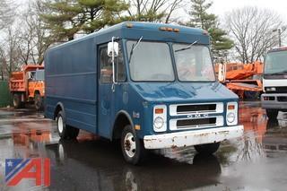 1990 GMC 3500 Panel Van