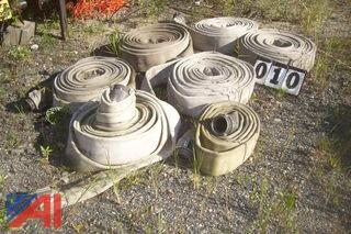 (6) Coils of Fire Hose