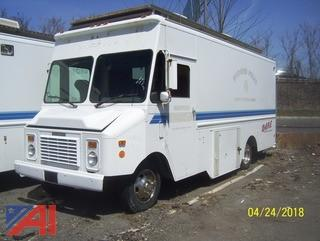 1993 Chevy/Grumman P30 Book Mobile Van